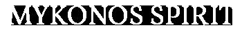 MykonosSpirit.com Logo